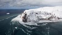 Noe sardet eno 04 balleny islands  aerial photo mapping survey